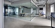 Ambient Work Floor with Commercial Office Fitouts