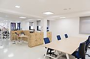 A Professional Look With Complete Office Fit Out