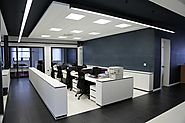 Commercial Office Fitouts & Partitions Refurbishment Burwood