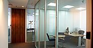 Design Your Workplace with Modern Office Glass Partitions and Doors - Top Blogin - Home Improvement Idea and Tips