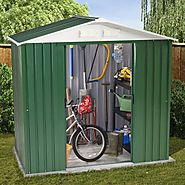 12 Advantages of Metal Sheds Worth Considering| Shed Blog