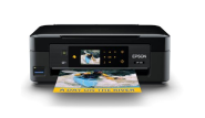 Epson C11CC87201 Expression Home XP-410 Wireless Color Inkjet Printer with Scanner and Copier