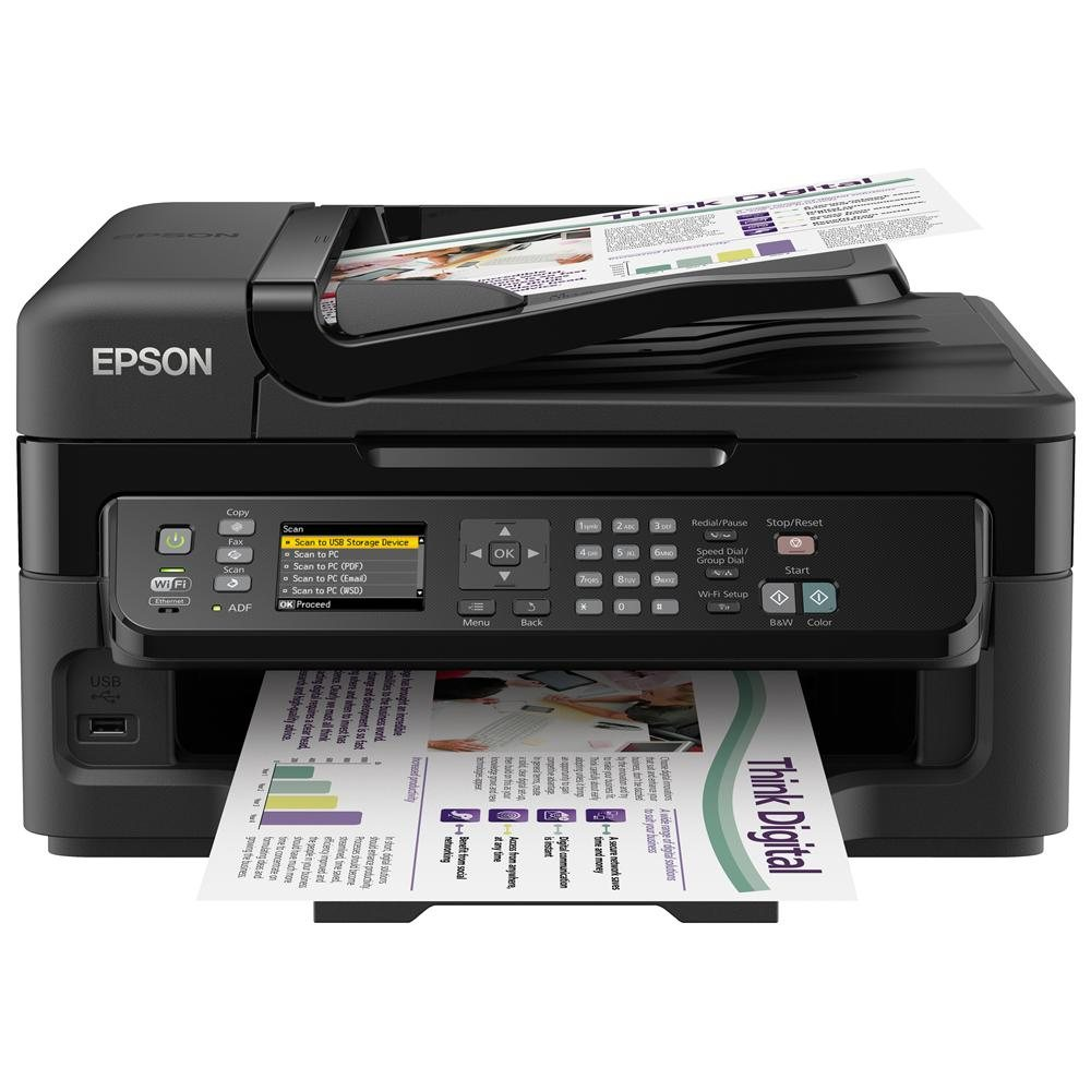 Headline for Top 10 Best Rated Printers 2014