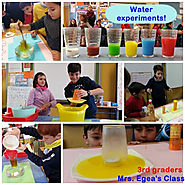 WATER EXPERIMENTS DAY ! SCIENCE IS FUN!