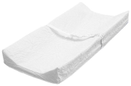 "LA Baby Countour Changing Pad 30"", White"