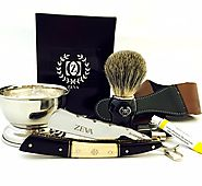 Straight Razor Shaving Station