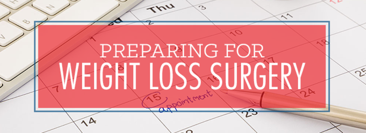 Headline for Weight Loss Surgery Information and Advice