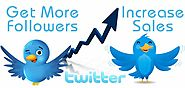 Methods to get more followers | Buy twitter followers