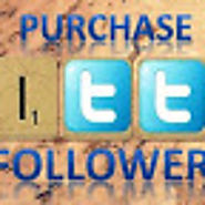 Why Do You Need To Purchase Twitter Followers?