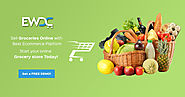 Grocery Ecommerce Website Platform - EWDC
