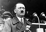 Hitler lived briefly in a homeless shelter after his mother died and after his second rejection from an art school.