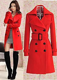 Trench Coats For Women- Warm Winter Clothing for Women at Best Price