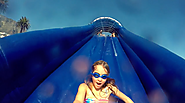 Nivea Made a Waterslide That Applies Sunscreen to Kids, So Parents Don't Have to Do It