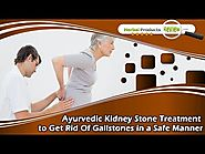 Ayurvedic Kidney Stone Treatment To Get Rid Of Gallstones In A Safe Manner