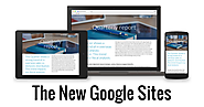 Control Alt Achieve: The Totally New Google Sites