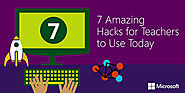 7 Amazing hacks for teachers to use in class today