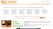 Font Zone