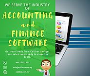 Accounting and Finance Software B2B Lead Generation