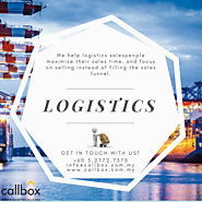 Logistics Services B2B Lead Generation