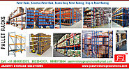Pallet Racks manufacturers in india