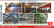 Mezzanine Floor manufacturers in india
