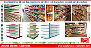Departmental Store Rack manufacturers in india