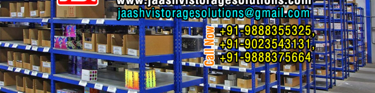 Headline for Jaashvi Storage Solutions