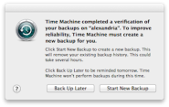 Don't Use Time Machine for Wireless Backups