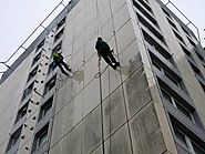Rope access is cheaper than other access methods