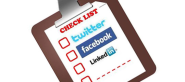 My Marketing Checklist - Just Follow The Steps And Prosper