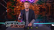 10 - Mat Franco: Magician Tells Story With a Hidden Ball Trick - America's Got Talent 2014 Finale