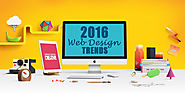 Web Design Services - Web Design Trends for 2016