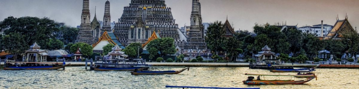 Headline for Bangkok Riverside Attractions – Discover the wonders along the River of Kings