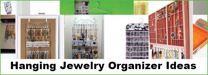 Headline for Hanging Jewelry Organizer Ideas