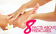 8 Facts about Pedicures