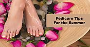Pedicure Tips For the Summer