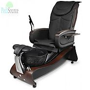 La Plumeria Portable Pedicure Chair