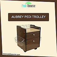 PediSource - Aubrey Pedi Trolley