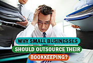 Is it Worth Seeking Services of an Outsourcing Partner for Small Business Bookkeeping?