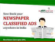 Book Newspaper ad Agency