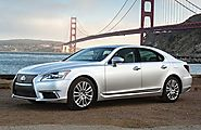 2017 Lexus LS 460 Changes, Redesign