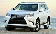 2016 Lexus GX 460 Review