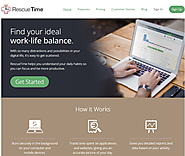 Time Management Tool - Rescue Time