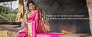 Buy Indian sarees online at lowest price
