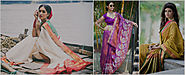 Buy Online Silk Sarees from India