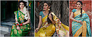 Buy latest Wedding Sarees Online