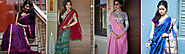 Buy Designer Office Wear Sarees Online