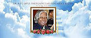 Former President of India A. P. J. Abdul Kalam 1st death Anniversary|ObituaryToday