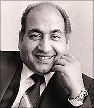 Remembrance Mohammad Rafi