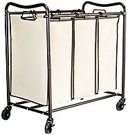 [NEW] Heavy Duty Laundry Sorter Carts - Ratings and Reviews Powered by RebelMouse